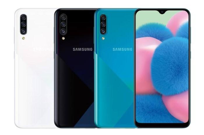 三星發表 Galaxy A30s!Galaxy A 系列再添生力軍,集結高屏佔比大螢幕、三鏡頭與精緻時尚外觀!