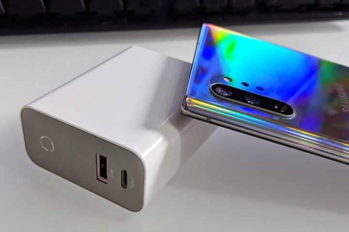 [Unbox] 能支援 Galaxy Note10+ 45W 充電?Baseus 倍思飛速 PPS 智慧斷電數顯 45W 快充充電器(C+U)開箱分享!