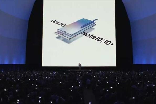 [Mobile] Galaxy Note10 與 Note10+ 雙旗艦正式發表!功能再進化,延續「最強大生產力手機」本色!