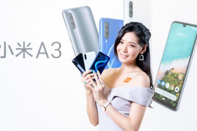 [Mobile] 小米 A3 預定 8/6 開賣,4800萬超廣角三鏡頭 + Android One 作業系統,父親節檔期還有更多優惠!