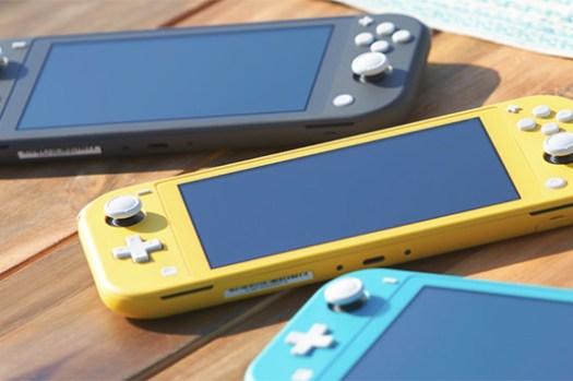 [Game] 任天堂閃電發表掌機定位的「Nintendo Switch Lite」,預計 9月 20日發售,定價新台幣 6,180元!