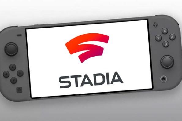 [Game] Google 雲端串流遊戲服務將迎來最強大夥伴?任天堂新款「Nintendo Switch Lite」可能支援 Stadia ?