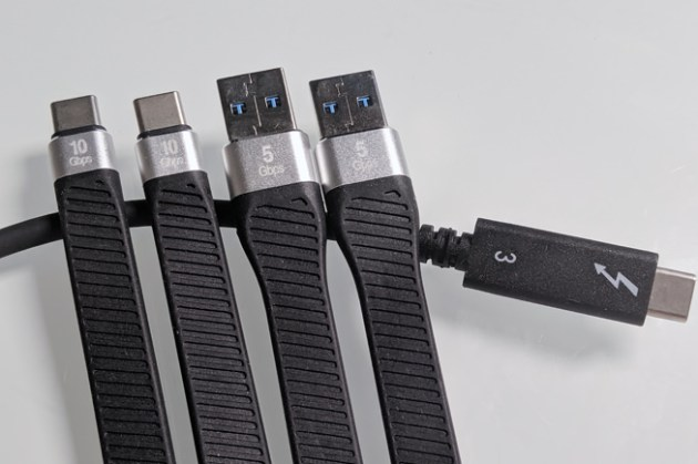 [Accessory] 使用更靈活,收納更方便的 AENZR 13.7 公分超短傳輸線開箱!
