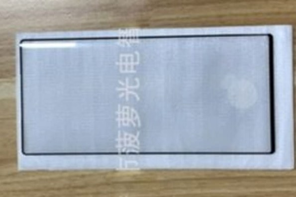 [Mobile] Galaxy Note10 快要看不到邊框了!玻璃保護貼也有流出版啊?