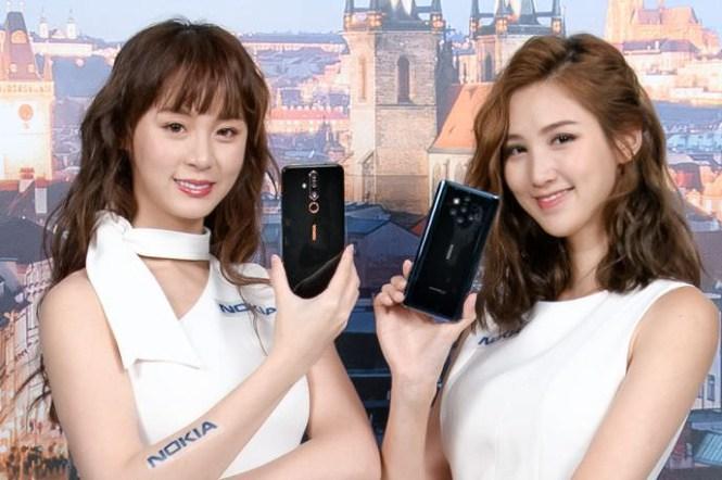 [Mobile] 全球首創「後置 5 鏡頭」旗艦 Nokia 9 PureView 在台曝光!產品特色搶先看!
