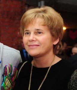 Ирина Прохорова, издатель, главный редактор журнала «Новое литературное обозрение»