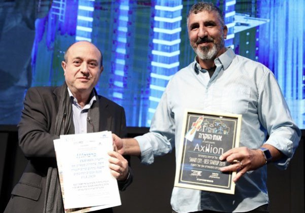 Axilion Wins PC Magazine's Startup of the Year