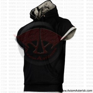 HOODED Shirts [Short Sleeves]