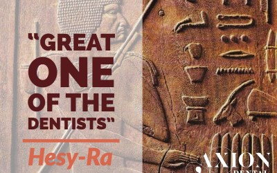 Hesy-Ra The First Recorded Dentist in Egyptian History
