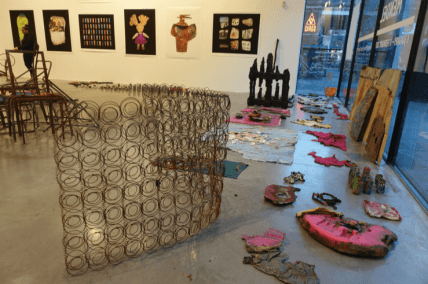 Dhzhangal Installation