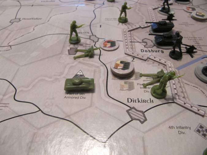 Axis  Allies Battle of the Bulge Rules Images Video