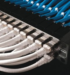 structured network cabling wiring cat6 cat5e [ 1200 x 800 Pixel ]