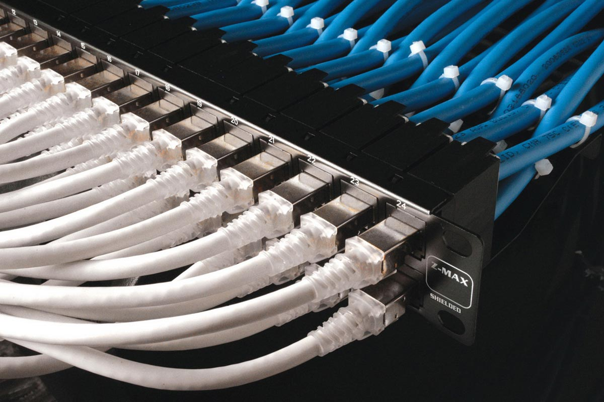 hight resolution of structured network cabling wiring cat6 cat5e