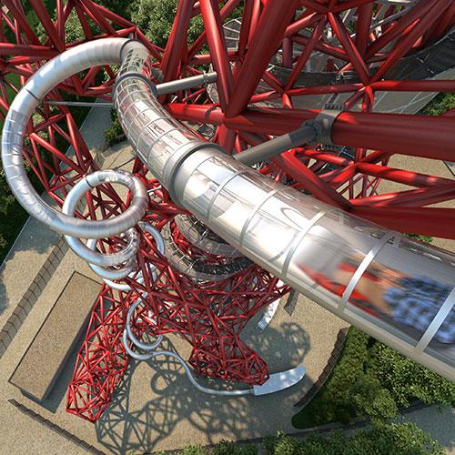 Arcelor Mittal Orbit the Slide