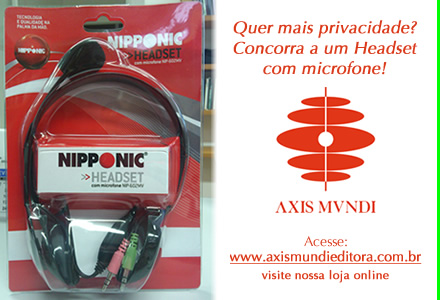 Headset com Microfone