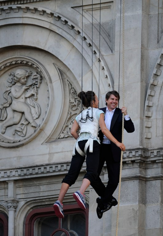 Mission: Impossible - Rogue Nation (2015) Stunts