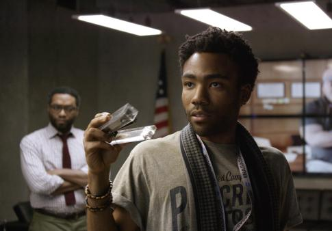 Donald Glover as Rich Purnell, The Martian (2015)