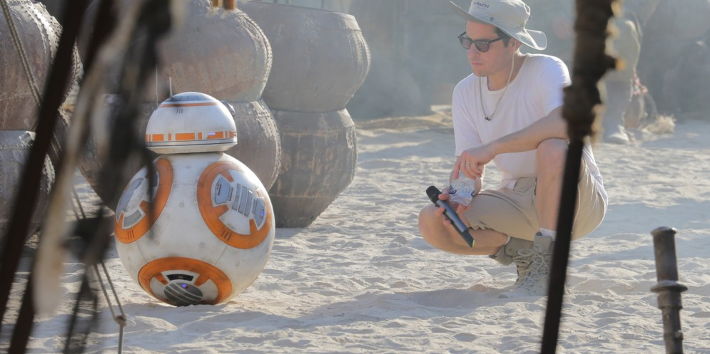 Star Wars: The Force Awakens - Behind The Scenes
