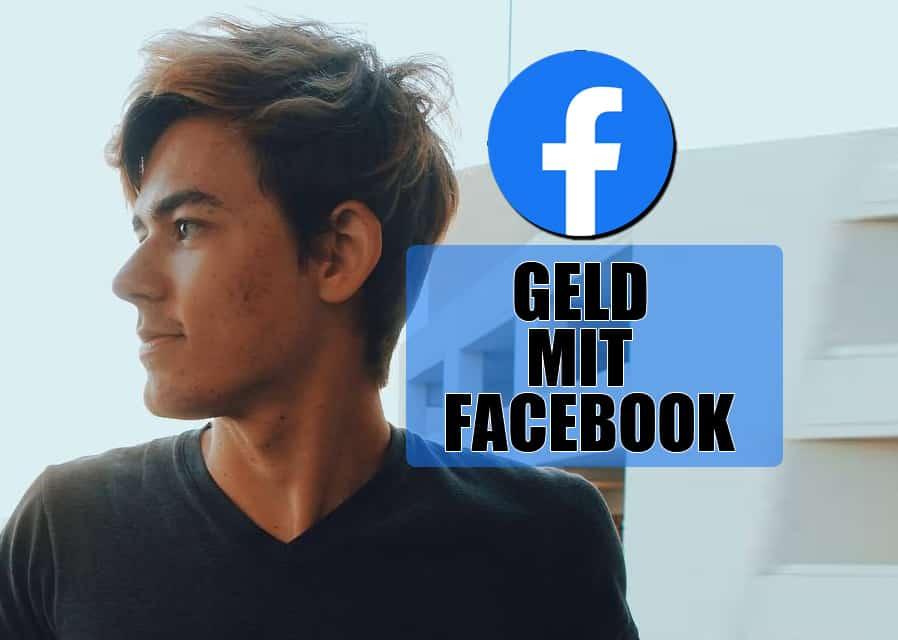 5 Wege um mit Facebook Geld zu verdienen!