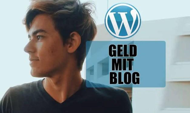 5 WEGE UM MIT einem Blog GELD ZU VERDIENEN!