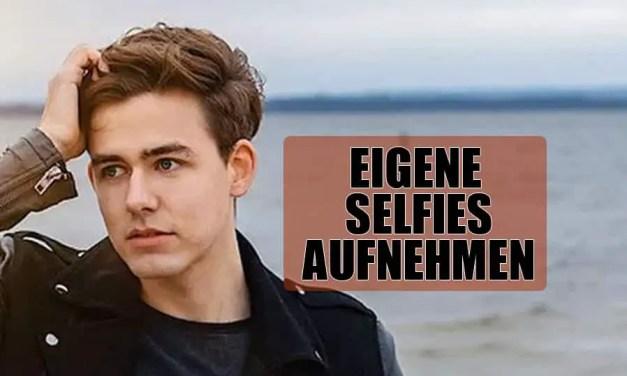 Wie man Fotos von sich selbst macht – Professionelle Selfies