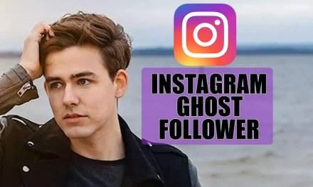 Was sind Instagram Ghost Follower und wie entferne ich sie?