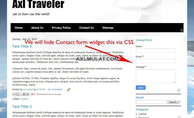 How-Add-Contact-Form-to-Blogger-Blog-Page-2