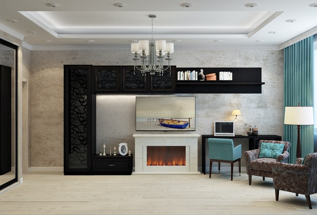 10 awesome fireplace tile ideas