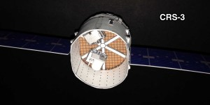 Dragon CRS-3 Image