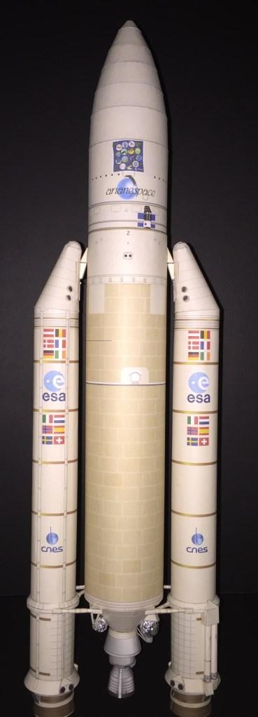 Ariane 5 G 504 Image