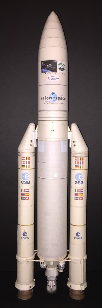 Ariane 5 ATV-3 Image