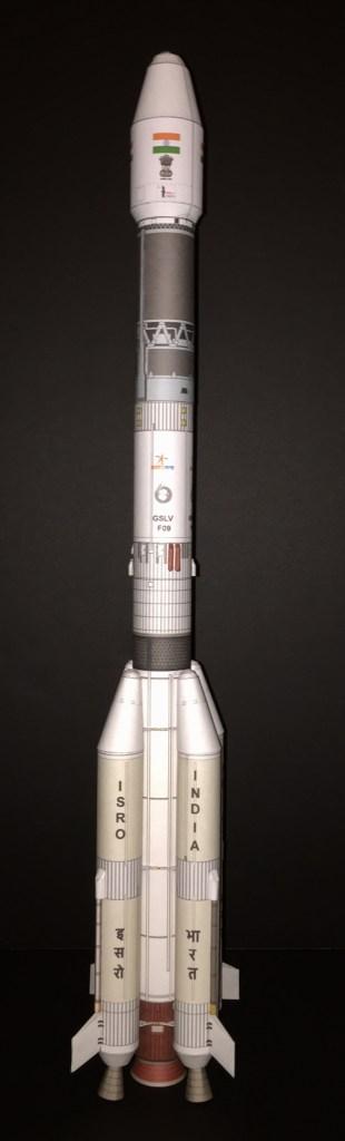 GSLV Mk II F09 Image