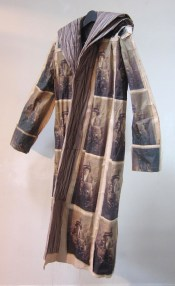 Fannie's Furs 26x50x9 archival copy paper,handmade paper,threads, needs Blumendale 1.7MB