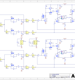 timing circuitry figure 4 schematic diagram of complete dual h bridge  [ 1599 x 1131 Pixel ]