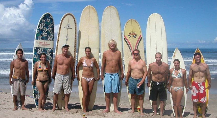 Surf Lessons Jaco Costa Rica