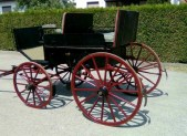 Carriage by Paul Axthelm Weimar