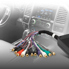 2003 Gmc Sierra Bose Stereo Wiring Diagram Erie Zone Valve Axxess Integrate Comprehensive Interface Products For Vehicle Upgrades Ford A2b Plug N Play Packages With Ax Dsp