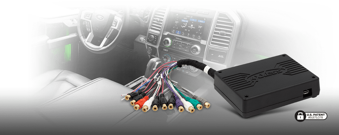 vw mk4 radio wiring diagram three phase isolation transformer axxess integrate comprehensive interface products for vehicle upgrades ford a2b plug n play packages with ax dsp