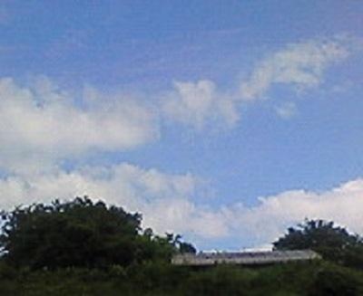 目指すは、四国で一番空に近い場所にある札所。