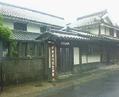平賀源内生家。