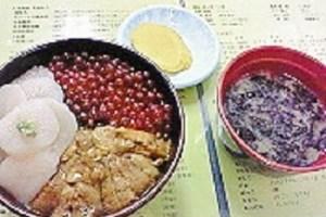 きくよ食堂の元祖函館巴丼