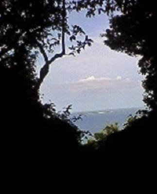 2009/07/05 16:26 久高島を望む。