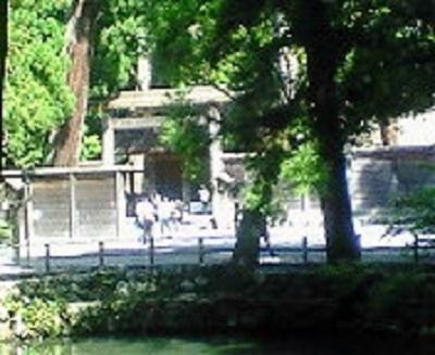 2009/09/10 09:57 豊受大神宮(外宮)なう
