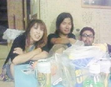 2010/08/01 21:59 「チーム・酒」