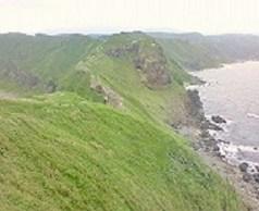 2010/08/25 10:45 神威岬を望む
