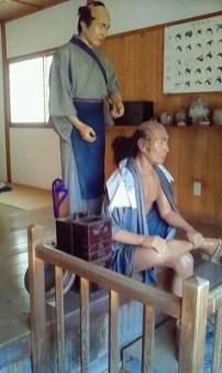 2011/ 6/25 13:44 髪結床