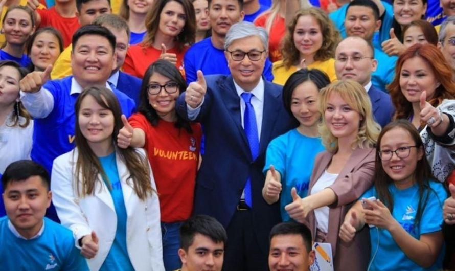 Primer año de gobierno de Kassym-Jomart Tokayev en Kazajstán
