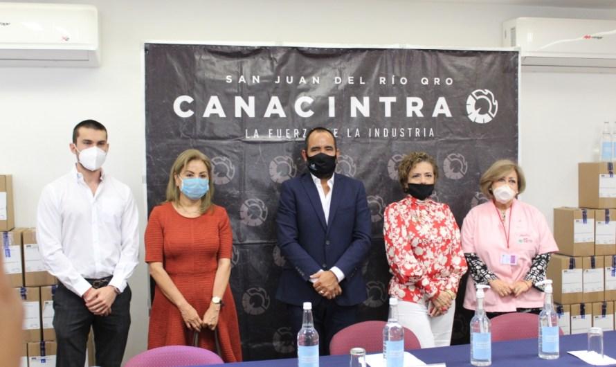 Kerry Group apoya medidas sanitarias para ayudar a empresas a través de CANACINTRA