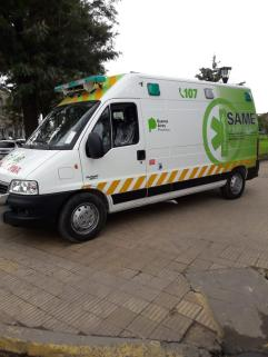 ambulancia same