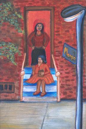 The House on Mango Street Book Review  msayahmuheisenblog1